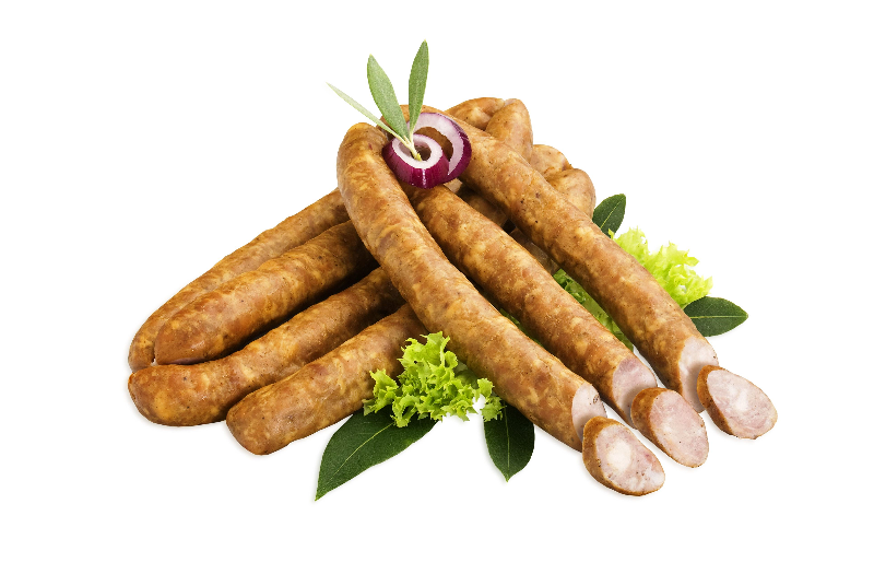 Farmer's thin sausage