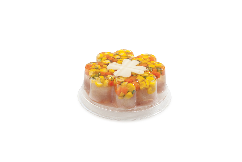 Aspic four-leaf clover 245 g